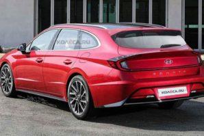 Hyundai Sonata Allroad – nezvanični renderi