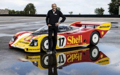 Porsche 962C: Obnovljen legendarni trkački automobil [Galerija]
