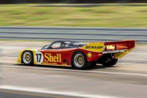 Porsche 962C [2021] Restauracija