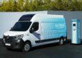 Renault Master Van H2-Tech: Furgon na gorive ćelije [Video]