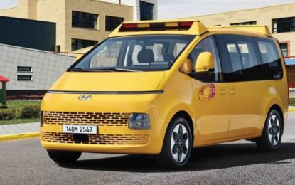 Hyundai Staria Kinder: Najljepši školski autobus na svijetu