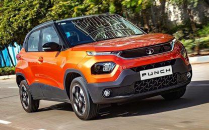 Tata Punch: Poznati skoro svi detalji o cross-hatchu [Galerija i Video]