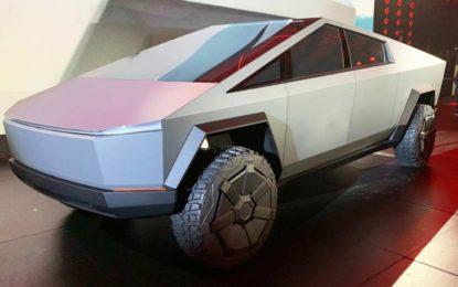 Tesla Cybertruck – serijska proizvodnja će započeti 2023. godine [Galerija]