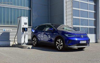 TEST – Volkswagen ID.4 Pro Performance Max 204 KS – 77 kWh
