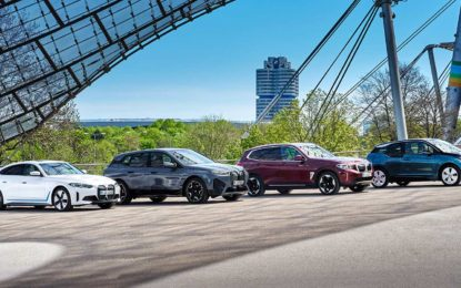 U prva tri kvartala ove godine BMW Group zabilježio rast prodaje od 17,9%