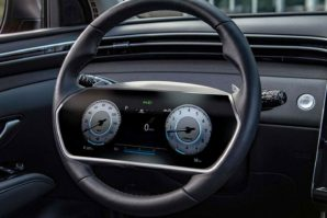 Hyundai patentirao volan s ekranom u sredini