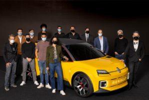 Nagrada Car Design Newsa za Renault