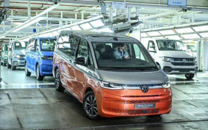 Volkswagen Multivan – početak proizvodnje u Hannoveru
